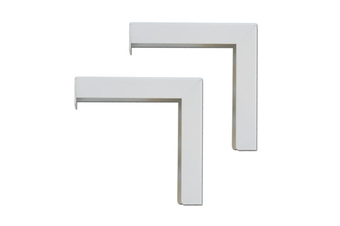 Elite Screens Wall Bracket - White