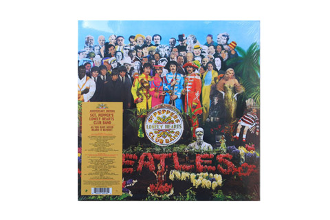 LP: Sgt. Peppers Lonely Hearts Club Band