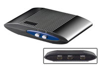 22-102 HDMI switch, 2-way manual