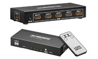 22-128 HDMI 1.3 Switch 5-way