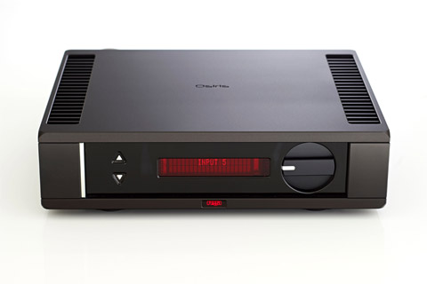 Rega Osiris Reference amplifier