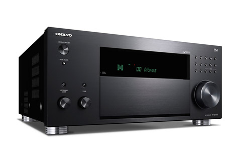 Onkyo TX-RZ3400 surround receiver, black