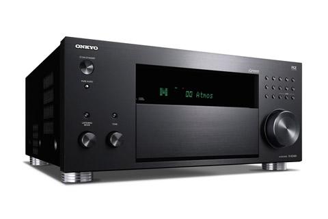 Onkyo TX-RZ3400 surround receiver, black