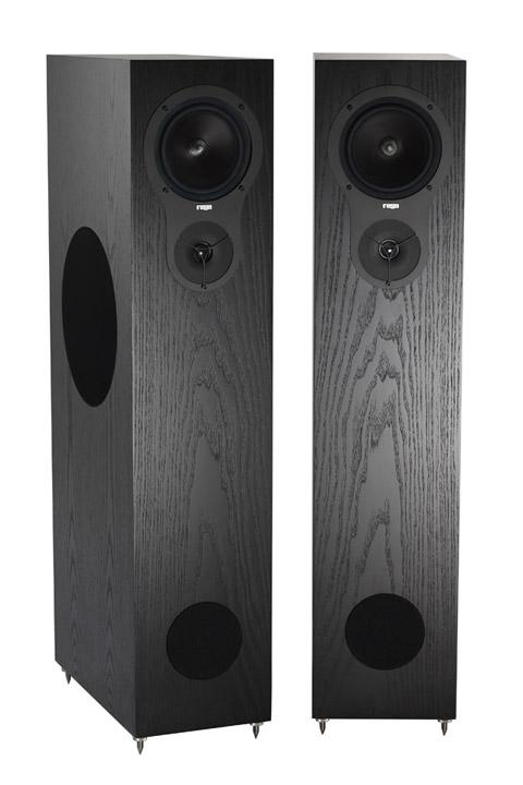Rega RX-5 gulvhøjtaler, sort ask
