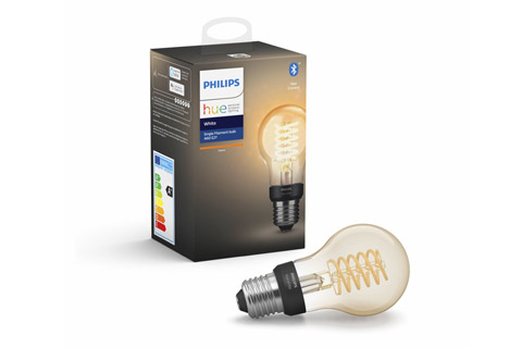 Philips Hue E27 A60 Filament white