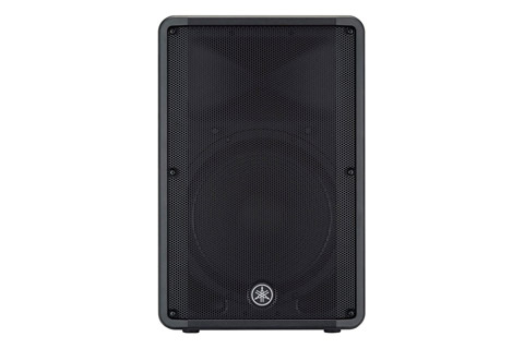 Yamaha CA DBR15 15'' powered speaker, black
