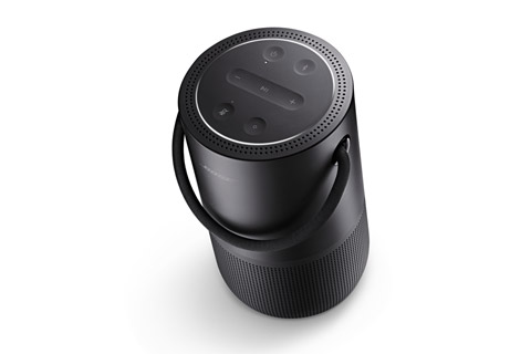 Bose Portable Home Speaker, black