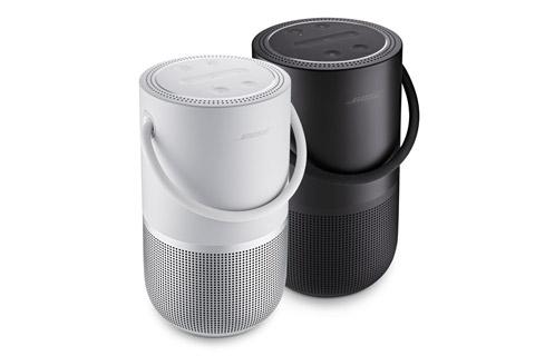 Bose Portable Home Speaker, both colours