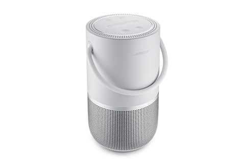 BOSE Portable Home Speaker smart højttaler, sølv
