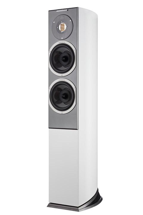 Audiovector R3 Arrete, white satin