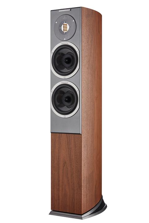 Audiovector R3 Arrete, walnut
