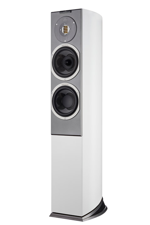 Audiovector R3 Avantgarde, White Satin