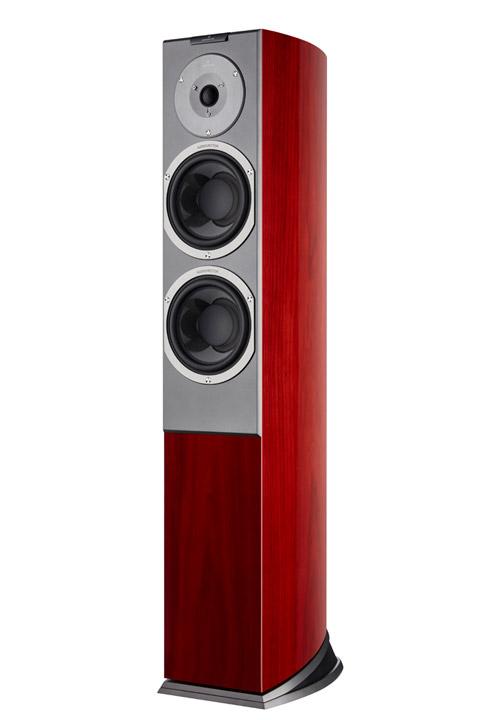 Audiovector R3 Signature, rosewood