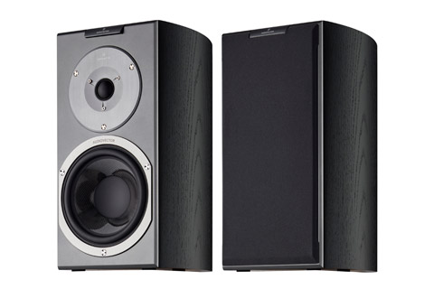 Audiovector R1 Signature, black ash