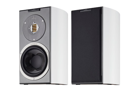 Audiovector R1 Avantgarde, white satin