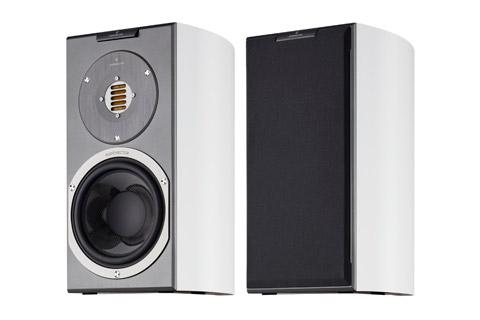 Audiovector R1 Avantgarde, white satin