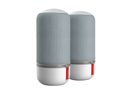 Libratone Zipp 2 Mini Bundle, frosty grey