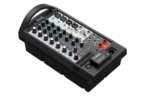 Stagepas 400BT Mixer