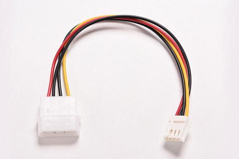 4-Polet IDE til Molex adapter