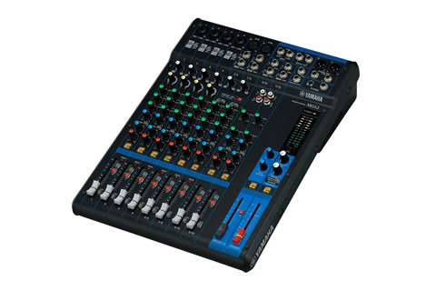 Yamaha CA MG12 12-channel mixer
