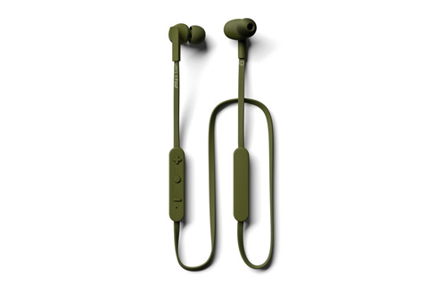 JAYS t-Four Wireless in-ear hovedtelefoner, grøn