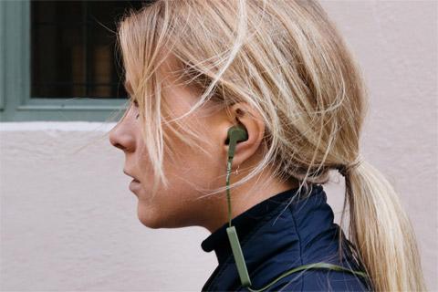 JAYS t-Four Wireless headphones, lifestyle
