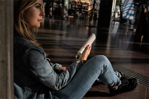 JAYS s-Go One bluetooth speaker, lifestyle