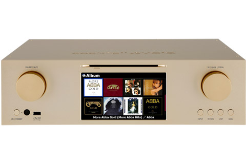 Cocktail Audio X-50 Pro digital streamer - Guld