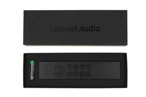 Cocktail Audio 2nd Remote Control - Black