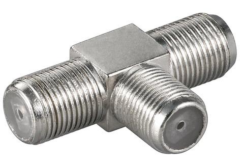 Simpel F-stik splitter