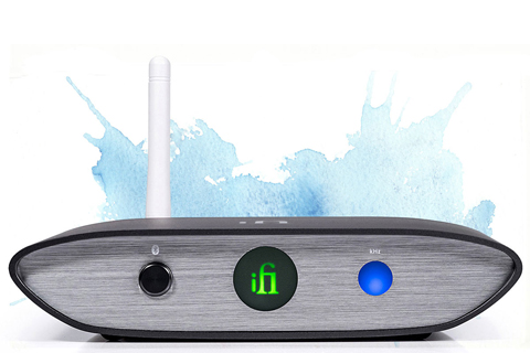 ifi ZEN Blue wireless Bluetooth DAC - Blue