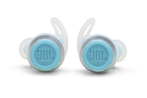 JBL Reflect Flow sports headphones, teal