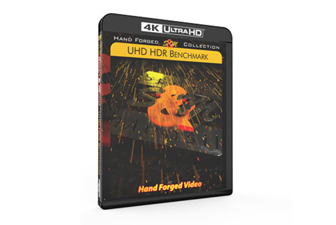 4K UHD TV Optimizer Blu-Ray