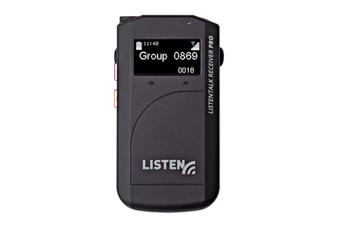 LISTEN LKR-11-E Receiver with display