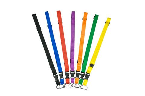 Hals strop i alle farver