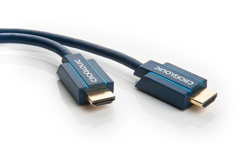 ClickTronic Casual Ultra High Speed HDMI kabel 8K/60Hz