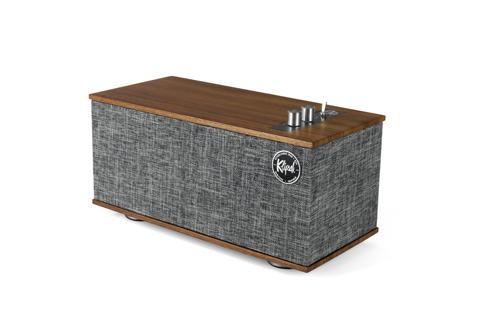 Klipsch Heritage The One II wireless speaker - Wallnut