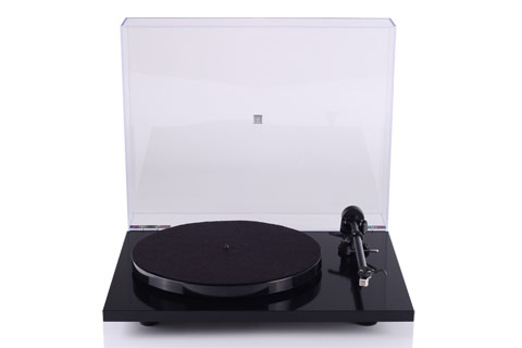 Rega Planar Intro turntable, black