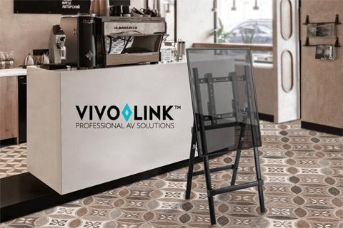 Vivolink digital signage stand 1
