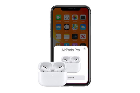 AirPods Pro Lifestyle