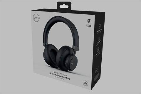 JAYS q-Seven headphones