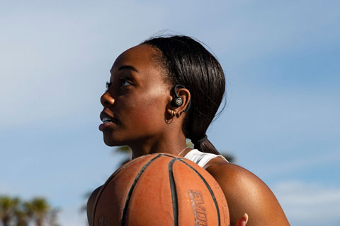 JLab Epic Air øretelefoner til sport