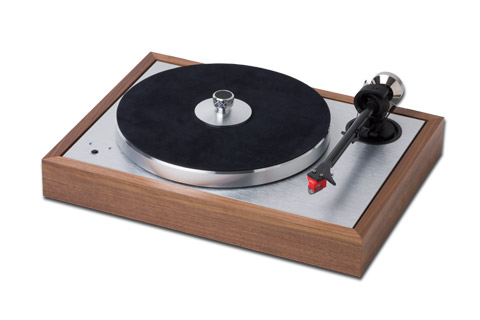 Pro-Ject The Classic SB SuperPack, valnød