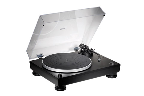 Audio-Technica AT-LP5X pladespiller, sort