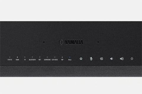 Yamaha YAS-209 soundbar with wireless subwoofer