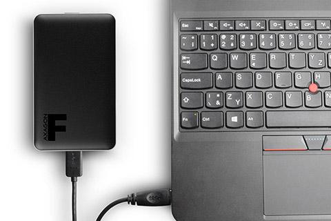 AXAGON USB 3.2 Gen 1 2.5