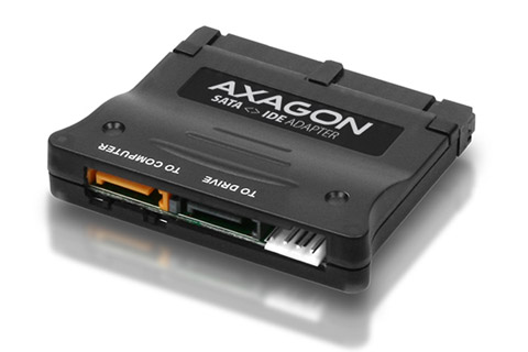 AXAGON RSI-X1 Adapter for use between SATA and IDE
