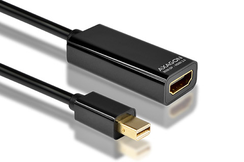 AXAGON RVDM-HI2 Mini DisplayPort to HDMI 2.0a