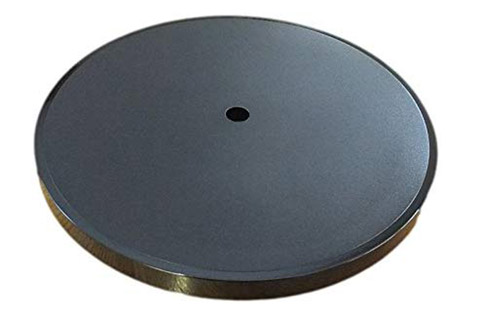 Rega Phenolic replacement platter - Top