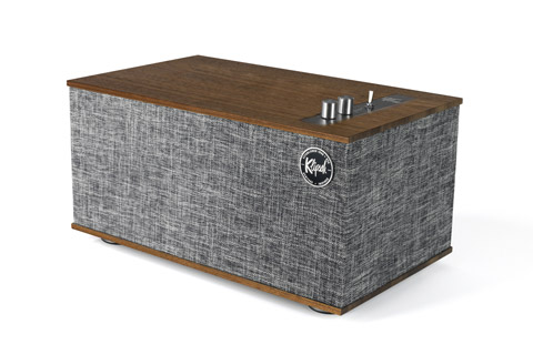 Klipsch Heritage The Three II speaker - Front walnut